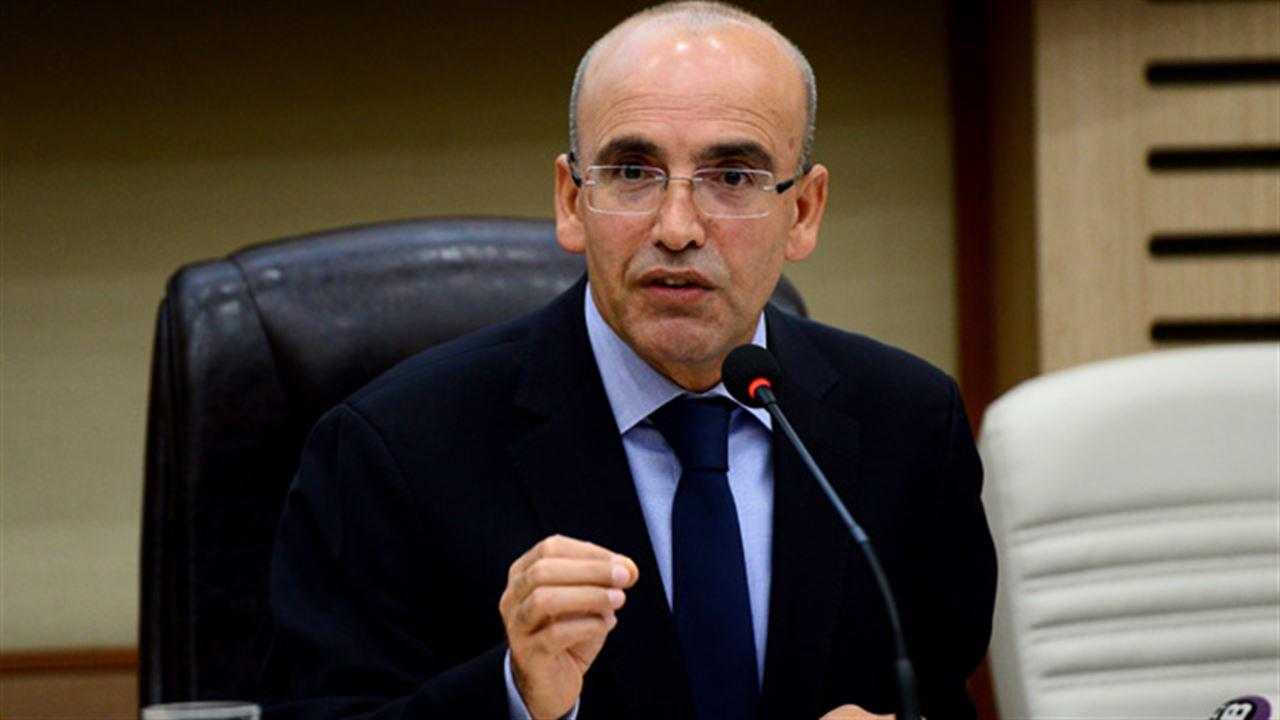 Mehmet Şimşek Mehmet imek39den Garanti Bankas ile lgili Aklama Forex Kou