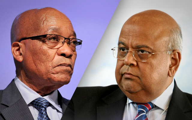 Zuma Gordhan